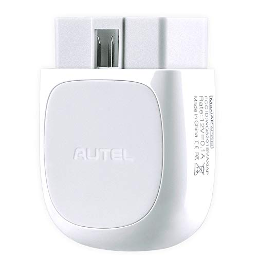 Autel AP200 OBD2 Scanner Bluetooth Car Code Reader with All System Diagnoses and Service Functions Professional Automotive Scan Tool for iPhone Android