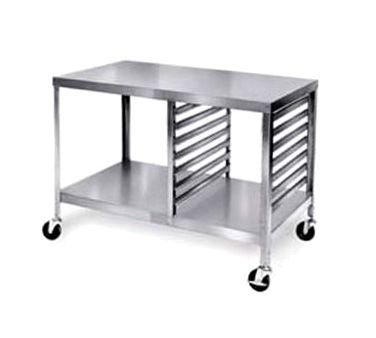 Lakeside 130 Stainless Steel Portable Work Table