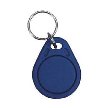 Amazon.com: 1 x RFID EM Llavero, Keyfob Azul: Office Products