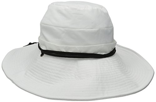 san-diego-hat-company-womens-active-wired-sun-brim-hat-with-moisture-wicking-sweatband-white-one-siz