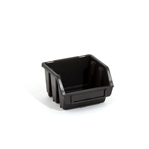 Patrol Group 1x Ergo S Sorting Box Storage Box, black, ERG1CZAPG001