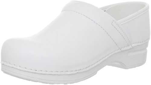 Dansko Women's Pro XP Clog,White,41 EU/10.5-11 M US