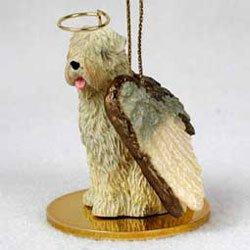(Christmas Ornament: Wheaten Terrier)