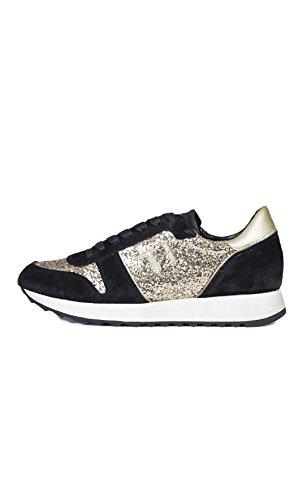 Noir Basses Jeans Trussardi Chaussures Femme 79s045xx51 xpw8W1Xaq