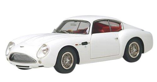 1/43 アストンマーティン DB4GT ザガート ホワイト 内装色:バーガンディ EM226D2