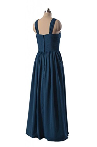 BM9823 Evening Chiffon Coral Party Dress Bridesmaid Long DaisyFormals light 14 Dress Dress qIZBw8n1