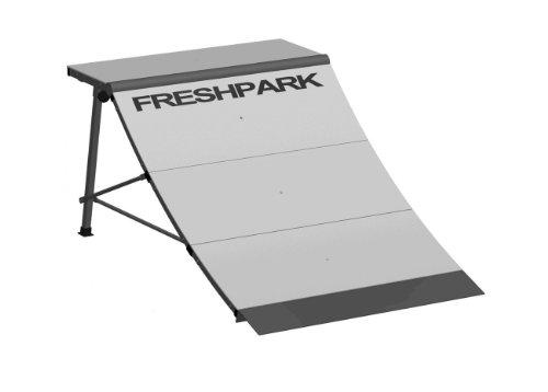 FreshPark-Professional-BMX-and-Skateboarding-Quarter-Pipe