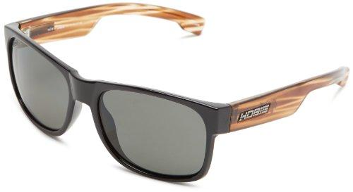 Hobie Dogpatch-002808 Polarized Rectangular Sunglasses,Shiny - Color Frames Eyeglass Changing