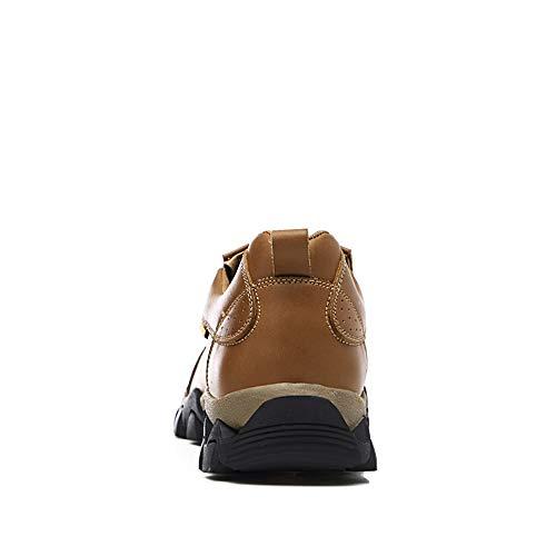 Formal Scarpe Con Uomo Casual Bassa Cricket Shoes Comoda On Marrone Da Suola Slip Oxford tzz1qxwYP