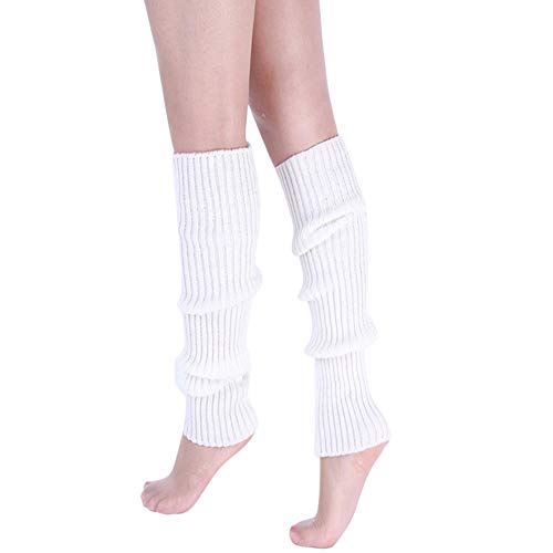 Assos Leg - URIBAKE Women Fashion Socks Twist Knitted Leg Warmers Socks Boot Cover Leg