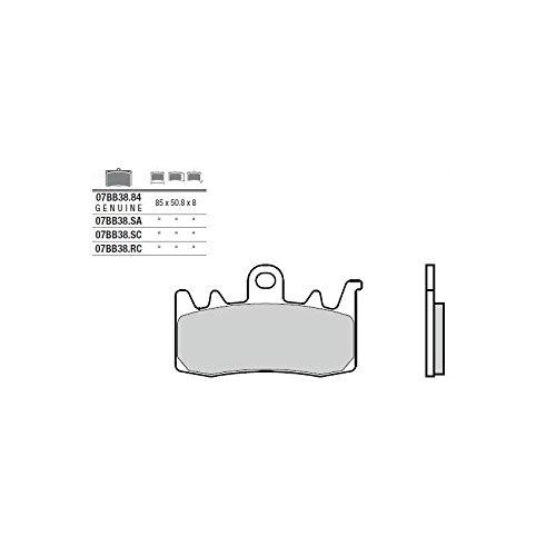 Pastillas de Freno Brembo 07bb38/sa Metal sinterizado AV R1200/GS 13