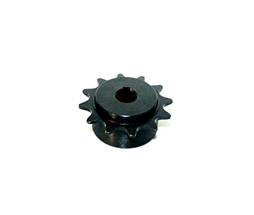 12 Teeth Bicycle Chain Sprocket For Electric Bike Motor MY1016Z 12T Flywheel For MY1018 Customized Mid-drive Motor 12T Freewheel by L-faster