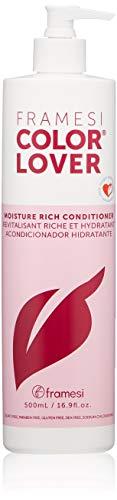 Framesi Color Lover, Moisture Rich Conditioner,16.9 fl oz