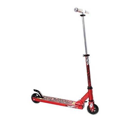 Hot Wheels Scooter, Red/Black, 4-Inch