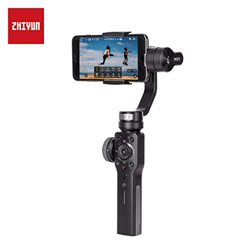(Selfie Stick, ZHIYUN 3-Axis Cardan Handheld Portable Stabilizer Camera Mount for Smartphone)
