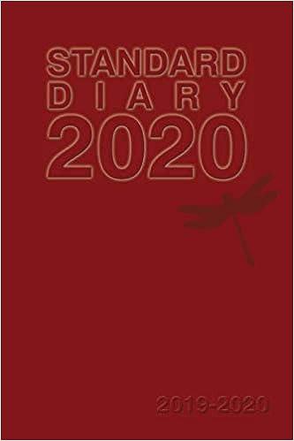 Amazon.com: Standard Diary 2020: 365 days a sheet per day ...