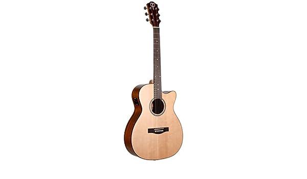 Teton STG100CENT - Guitarra acústica eléctrica: Amazon.es ...