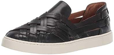 FRYE Womens Ivy Huarache Sneaker Black Size: 5.5 US / 5.5 AU