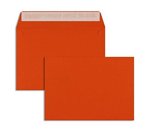 Farbige Briefhüllen   Premium     229 x 324 mm (DIN C4) Orange (125 Stück) mit Abziehstreifen   Briefhüllen, KuGrüns, CouGrüns, Umschläge mit 2 Jahren Zufriedenheitsgarantie B01DULGIXI | New Products  | Um Eine Hohe Bewunderung Gewinnen 71de47