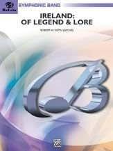 Alfred 00-BD9680 Irlanda-de la leyenda y Lore - Music Book