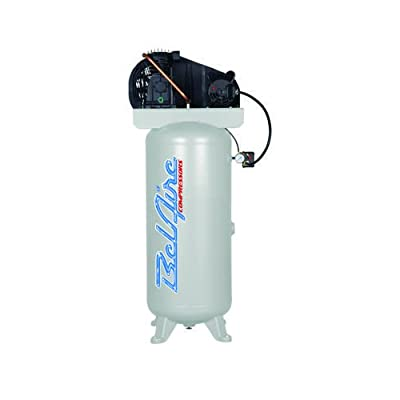 BelAire 6061V 3.5HP Single-Stage Air Compressor - 60-Gallon, Vertical