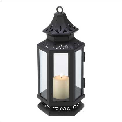 Black Stagecoach Lantern - Shop Coach Online Outlet Store