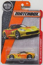 MATCHBOX 2016 MBX Heroic Rescue - '15 Corvette Stingray 63/125