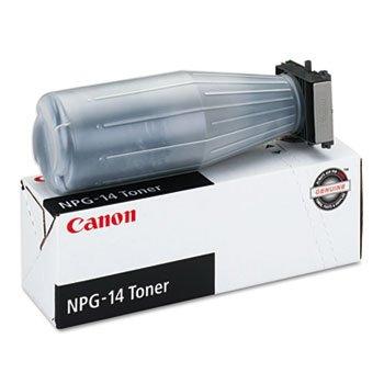 Np Copier Toner - Canon NPG14 Copier Toner for canon Models np-6045, 6545, 6551, 6560, Black