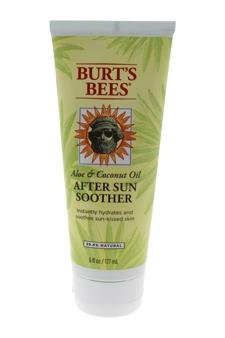 Burt's Bees Aloe & Coconut Oil After Sun Soother 6 oz (Pack of 5) from Burt's Bees