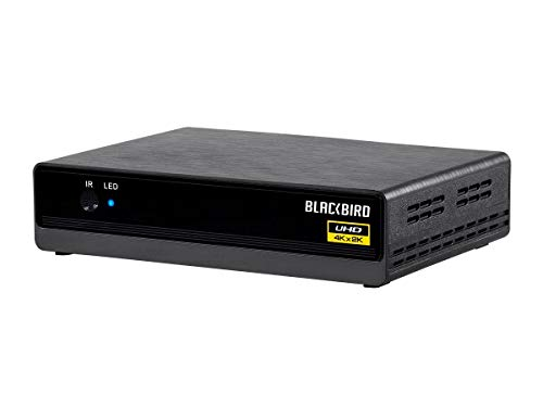 Monoprice Blackbird 4K Multi Format (1x CVBS 1x YPbPr 1x VGA 2X HDMI and 2X USB inputs) HDMI Converter with 4K Scaler