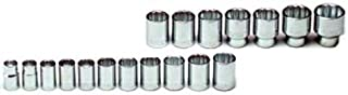product image for Wright Tool #469 18-Piece 12-Point Standard Metric Socket Set