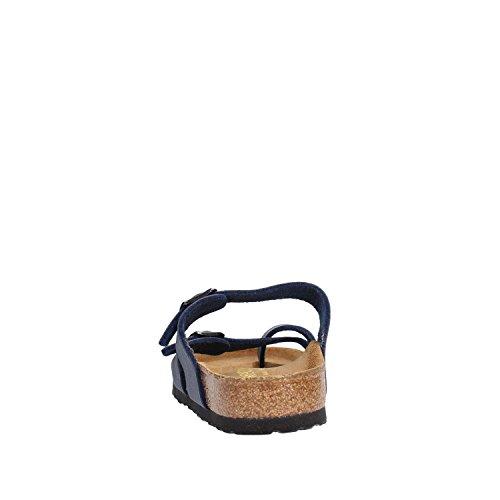 Birkenstock MAYARI  BF GRACEFUL 71611 - Sandalias de vestir para mujer Azul Marino