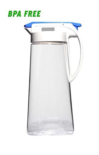TkUniware Kitchen, Dining & Bar BPA Free Triton Water Pitcher (Blue) 2.1L 7080 from TkUniware