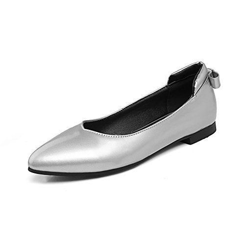 BalaMasa Apl10111, Sandales Plateforme femme silver