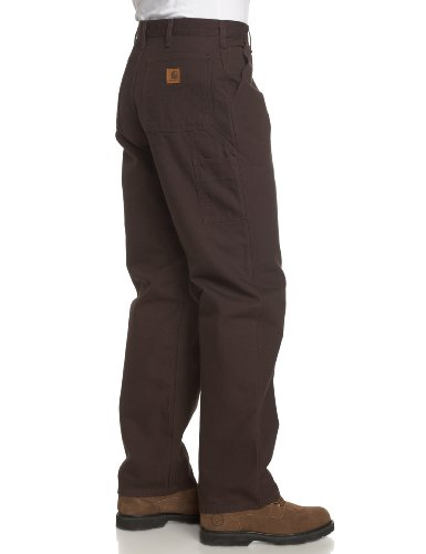 Carhartt Men's Washed Duck Work Dungaree Utility Pant B11