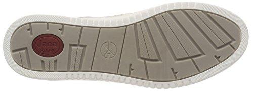 Jana Dame 23701 Sneaker Hvid (offHvid Kam) WcnX8ga3