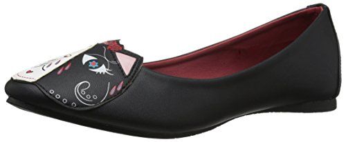 Black Ballet T Donna k Flat Da Kitty u xvppT6wqz