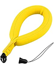 Camera Floating Wristband Waterproof Sport Camera Float Strap for Gopro/Sargo/Xiaoyi and Other Sport Cameras