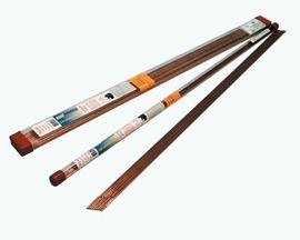 Carbon Steel Gas Welding and Brazing Rods - er70s-2 3/32x36 1lb tube