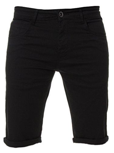 KRUZE Stretch Shorts KZS104 BLK