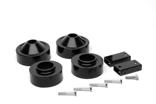 Daystar KJ09137BK Comfort Ride Front and Rear Lift Coil Spring Spacer Kit (Lift Kit 2014 Jeep Wrangler compare prices)