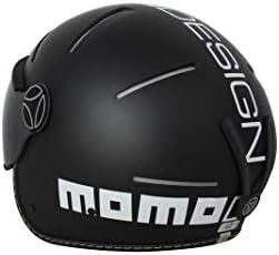 MOMO Design venom18 Casco de esqu/í Unisex Adulto