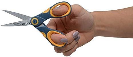 14881 Westcott Titanium Non Stick 5-Inch Straight Scissor
