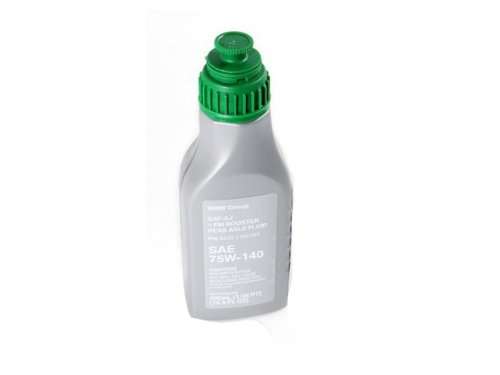 BMW (00-12 ///M) Differential Oil (500ml) Synthetic GENUINE 75W-140