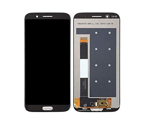 - LCD Display Touch Screen Digitizer Assembly for Xiaomi Black Shark (Black)
