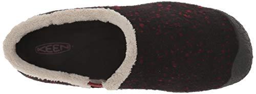 Howser Clog Raven Women's Wool Fired KEEN Brick Slide 7qTw5qx8