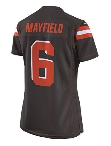 New Nike Women's Baker Mayfield Cleveland Browns NFL Football Game Jersey Size XXL
