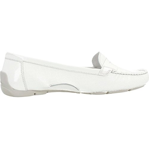 Mocasines para mujer, color Blanco , marca STONEFLY, modelo Mocasines Para Mujer STONEFLY SUMMER II Blanco Blanco