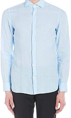 3aea85e238 Luxury Fashion   Z Zegna Mens VS220ZZC05B04 Light Blue Shirt ...