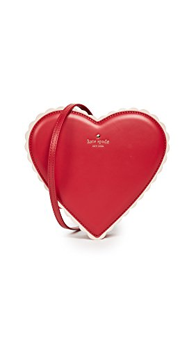 Kate Spade New York Women's Ours Truly Chocolate Heart Bag, Multi, One Size by Kate Spade New York